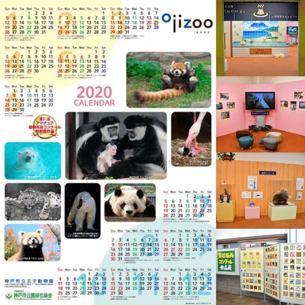 お正月イベント 神戸市立王子動物園