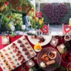 バレンタインフェア 神戸布引ハーブ園